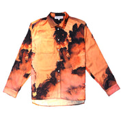 """TOXIC GAS"" OXFORD SHIRT"