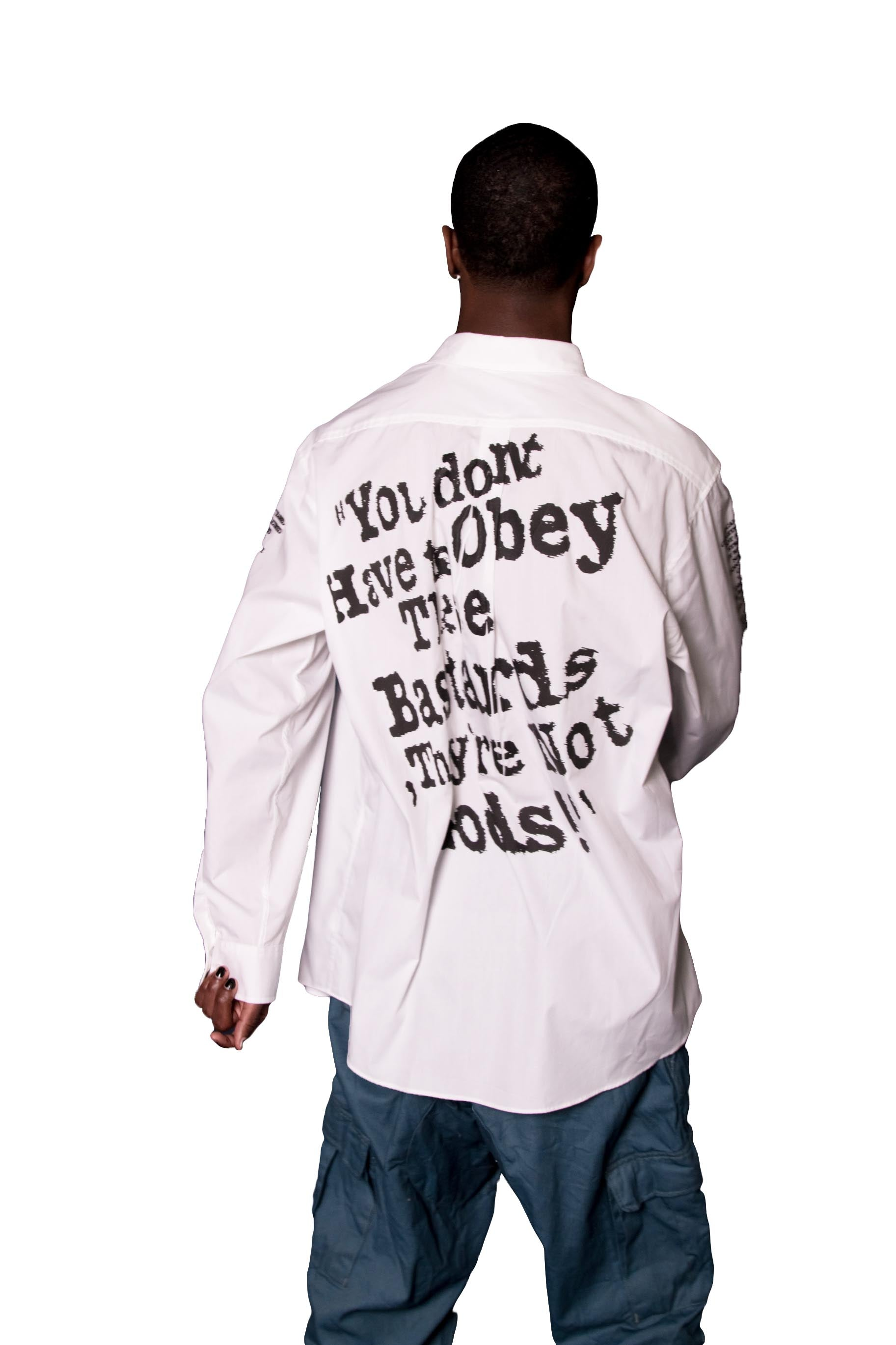 NOBODY LIKES ME Long Sleeve Shirt - The Incorporated