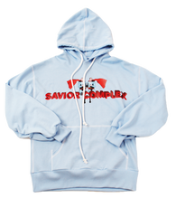 SUPERMAN HOODY - BLUE - The Incorporated