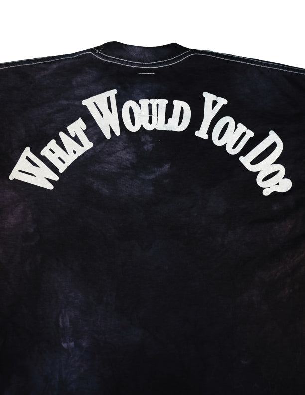 THE WINNER Long Sleeve T-Shirt / BLACK - The Incorporated