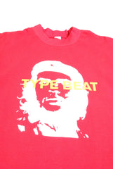 """CHE TYPE BEAT"" T-SHIRT (MERLOT) - The Incorporated"