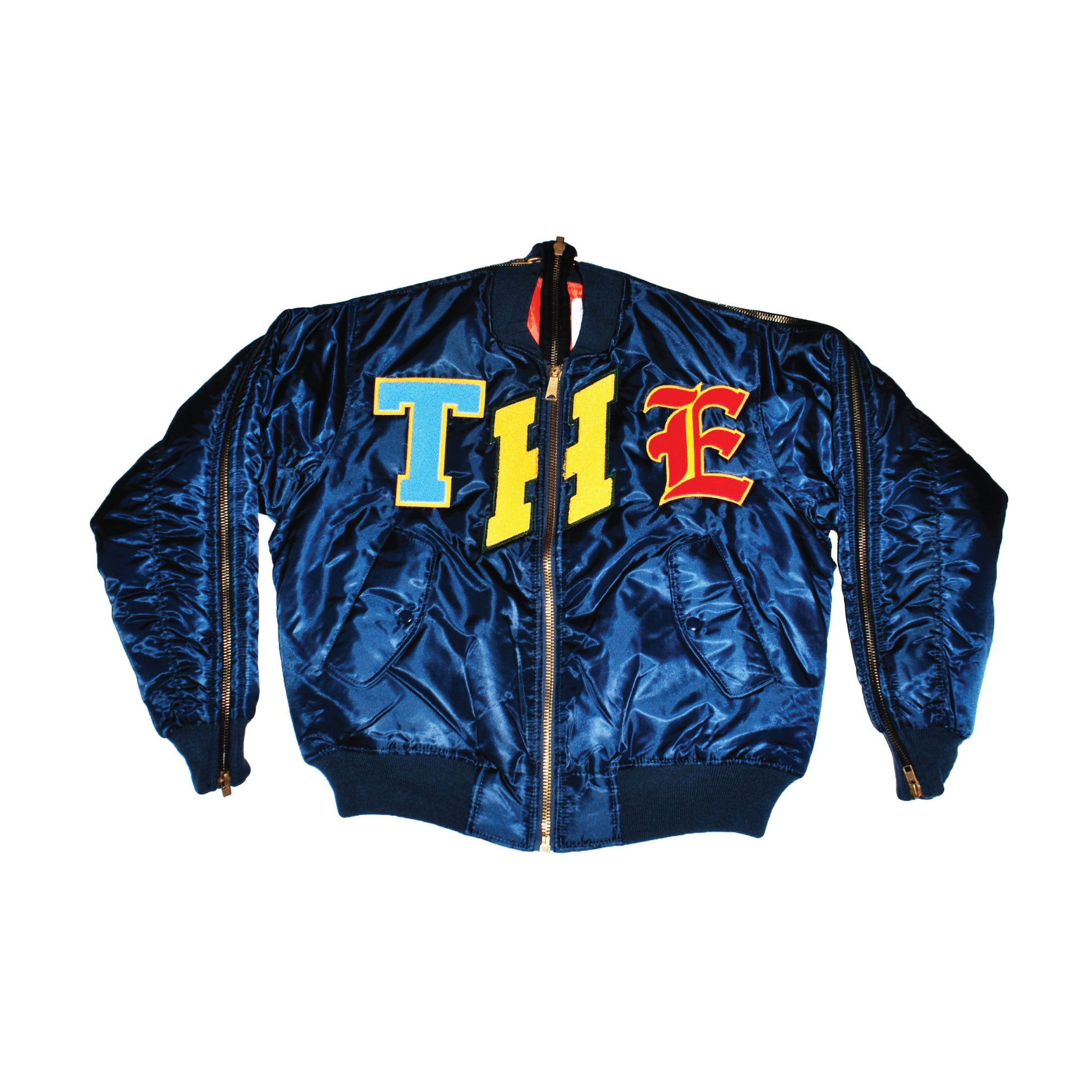 THE THE BOMBER (NAVY) - The Incorporated
