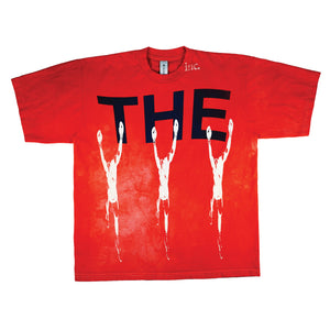 THE WINNER T-Shirt / RED - The Incorporated
