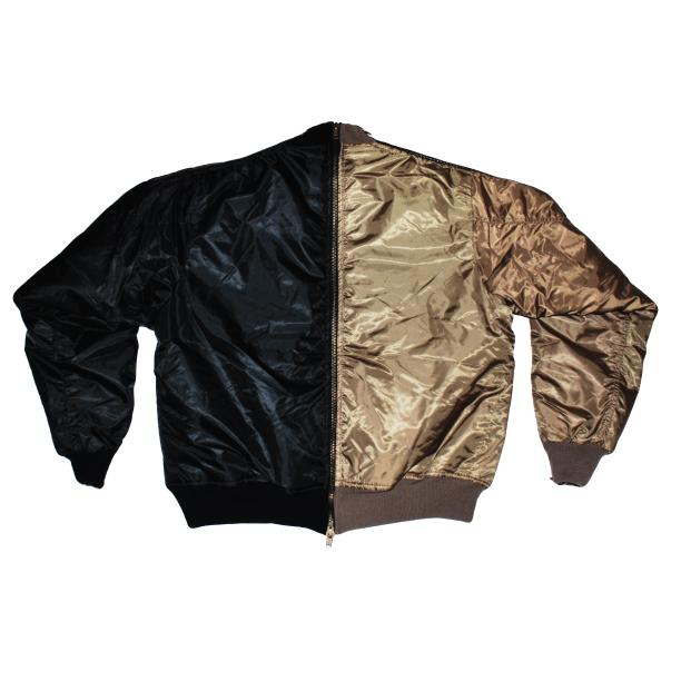 THE SPLIT BOMBER (Gold and Black) - The Incorporated