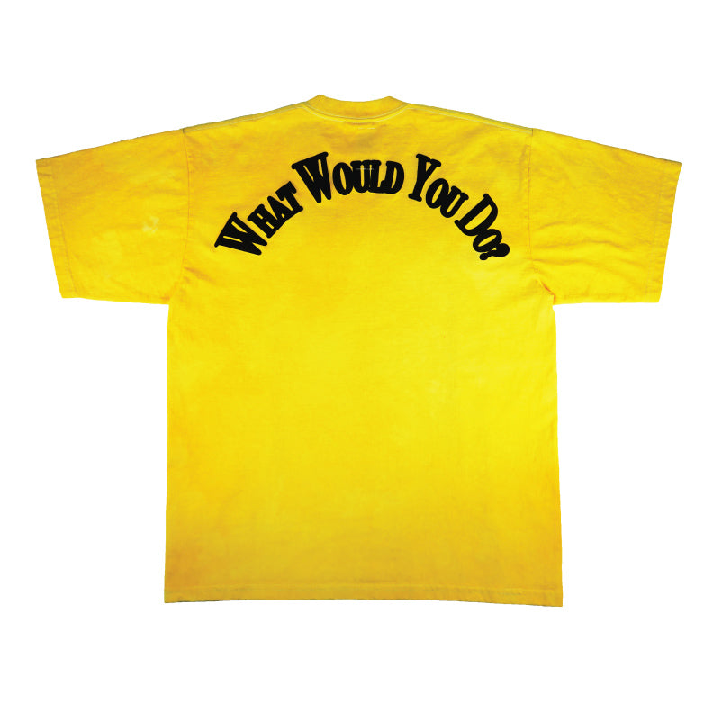 FILL IN THE BLANKS T-Shirt / SUNSHINE - The Incorporated