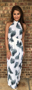 Palm Leaves Maxi