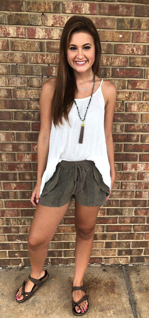 Layer Me Tank, White