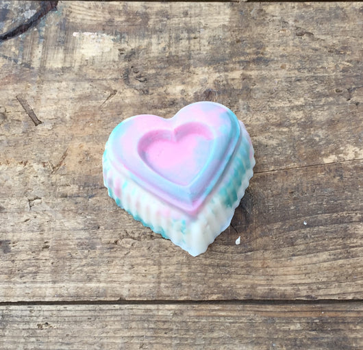 New Morning Scented Wax Heart Tarts - Back Forty Wax Co.