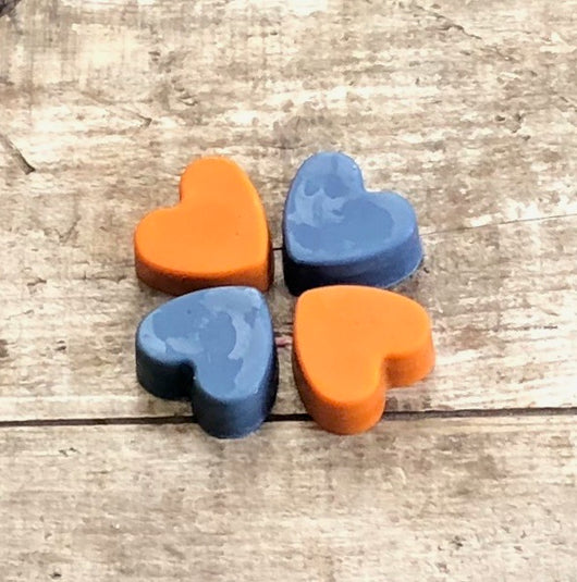 Lovin' Touchin' Squeezin'~ Scented Wax Heart Tart - Back Forty Wax Co.
