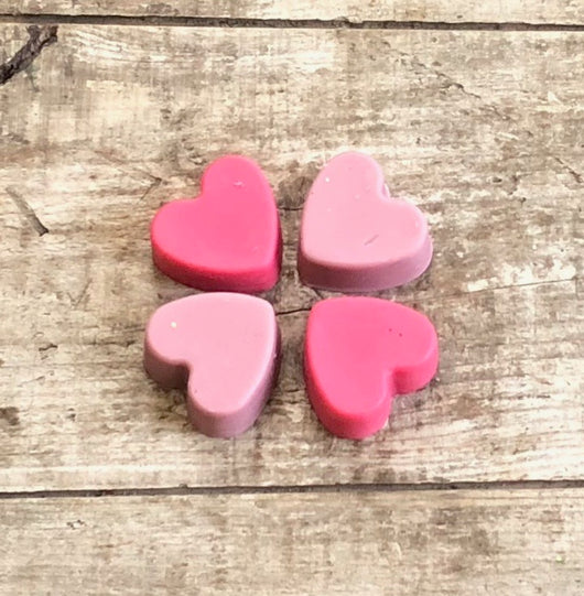 I Hear You Knocking~ Scented Wax Heart Tarts - Back Forty Wax Co.