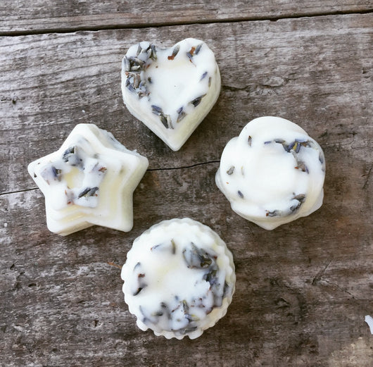 Tranquil~Scented Wax Tarts - Back Forty Wax Co.
