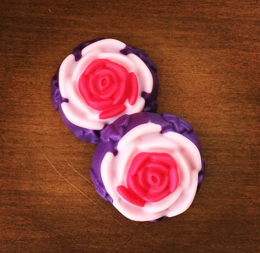 Strange Magic Scented Wax Rose Tarts - Back Forty Wax Co.