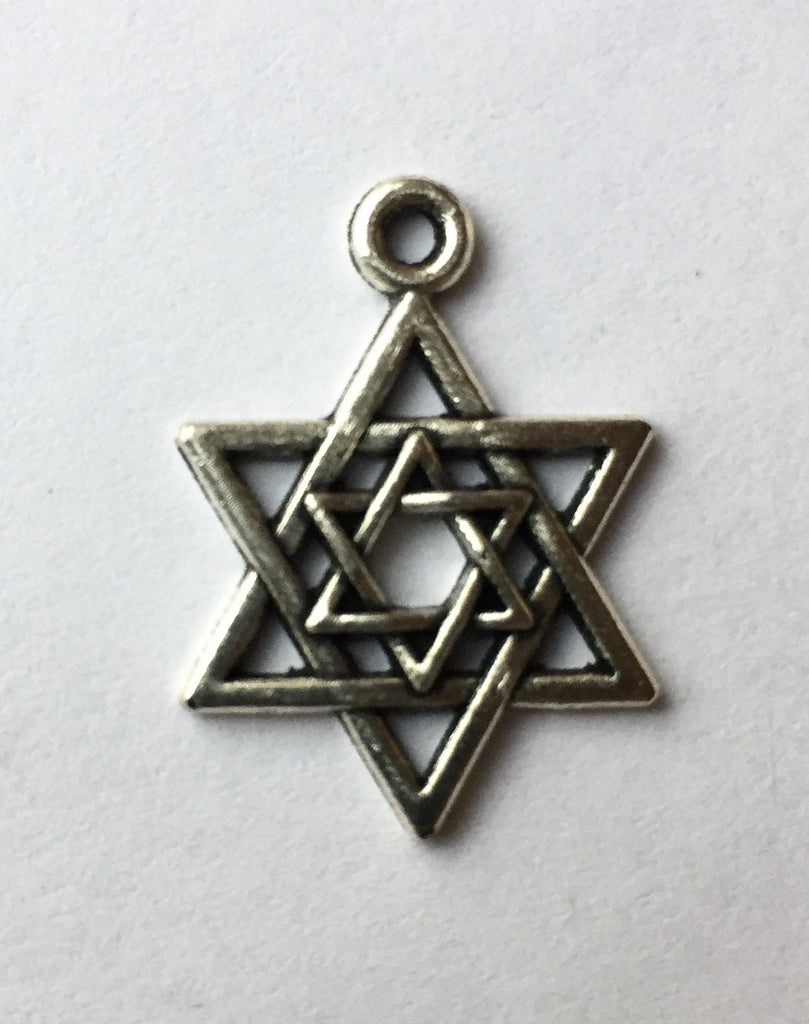 Star Tetrahedron: Star of David