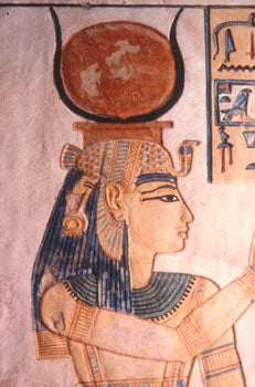 Hathor: Sky Goddess of Love, Beauty, Music, & Fertility