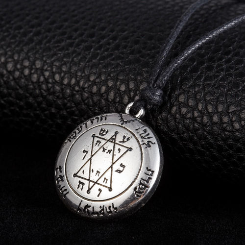 2nd Seal of Jupiter Sigil Jewelry:Acquiring Glory, Riches, & Peace of Mind...