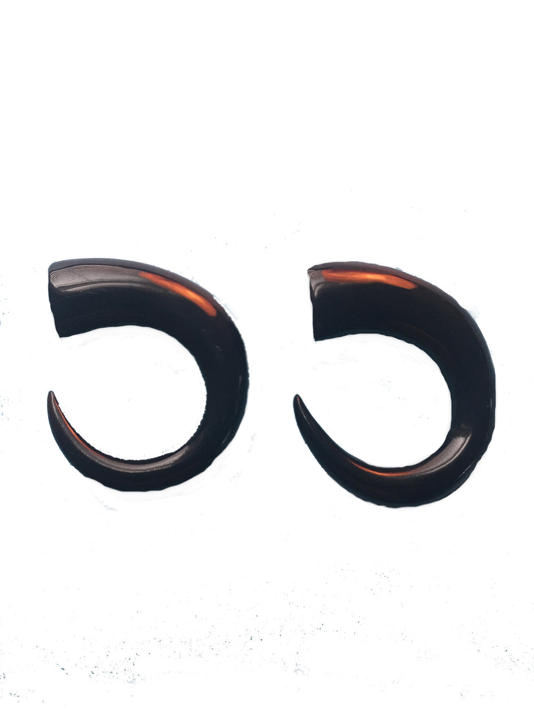 Water Buffalo Talon Ear Plugs 4mm: 6 Gauge