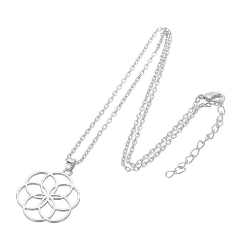 Flower of Life: Sacred Geometry Jewelry