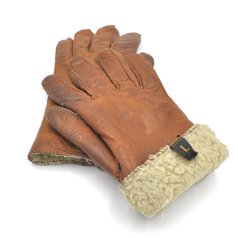 1970's Leather Gloves