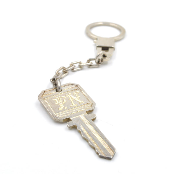 Vintage Sterling Key Chain (.925) - TN Tennessee Keychain
