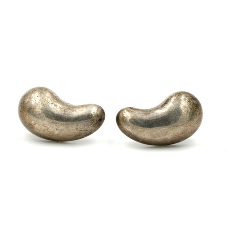 Sterling Puffed Studs