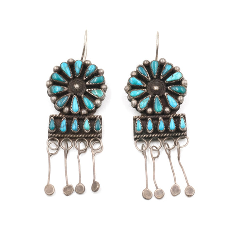 Zuni Petit Point Earrings