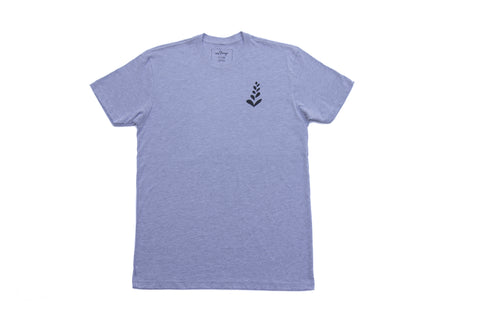 Logo T-Shirt - Heather Grey
