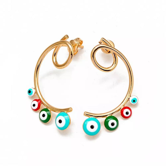 Evileye Earrings