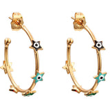 Eyestar Earrings