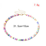 Bcolorful Necklace