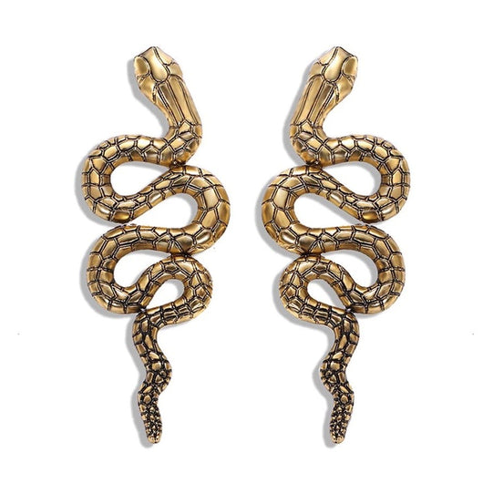 GSnake Earrings