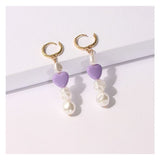 Morado Earrings