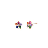 Florstud Earrings