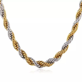 Twist Bicolor 6mm Chain