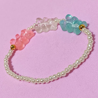 Sweet Gummy Bear Bracelet