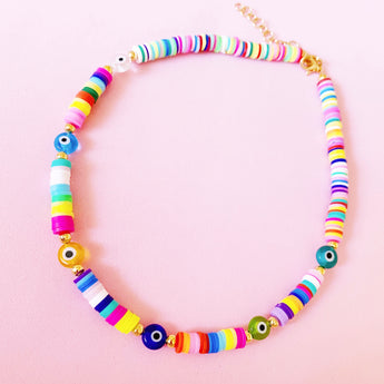 Evileye Colorful Necklace