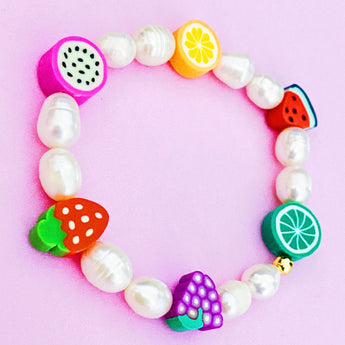 Juicy Fruit Freshwater Bracelet