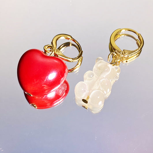 ValentinoR Gummy Earrings