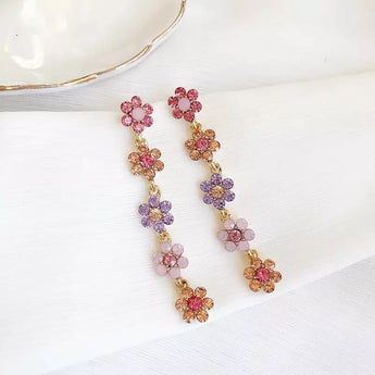 Flower Punch Earrings