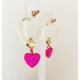 ClearP Earrings