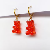 Gummy Bears Red Hoops