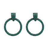 TECNIGREEN EARRINGS