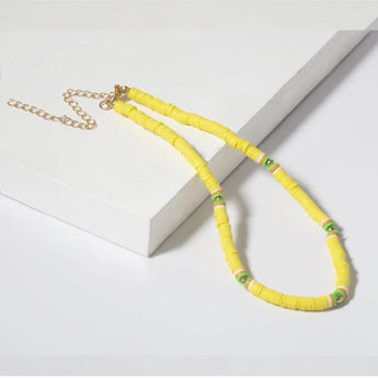 Byellow Necklace