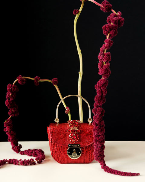 Red Timabee bag
