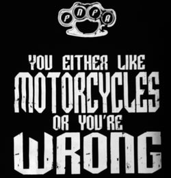 Motorcycles Tanks, T's & Hoodies