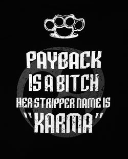 Karma Tanks, T's & Hoodies