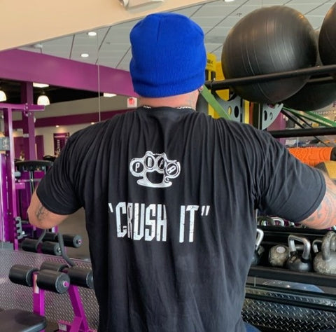 """CRUSH IT"" T"
