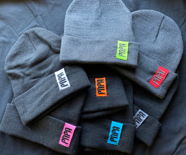 Beanies with PNPA tag