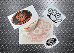 Sticker & Decal Pack