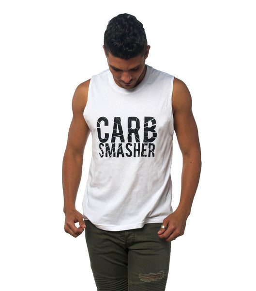 Carb Smasher Muscle Tank (Unisex)