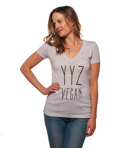 YYZ Fitted T-Shirt